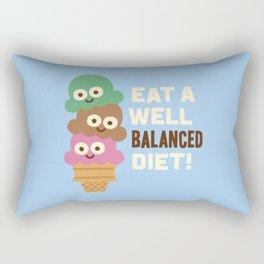 Coneventional Wisdom Rectangular Pillow
