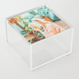 Turkish Reader Acrylic Box