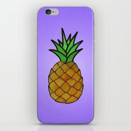 Ananas iPhone Skin