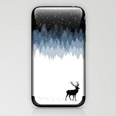 Winter Night iPhone & iPod Skin
