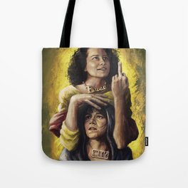 Broad Saints Tote Bag