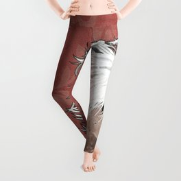 Chinese Crested  Leggings