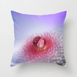 just a little drop - bellis1 Throw Pillow