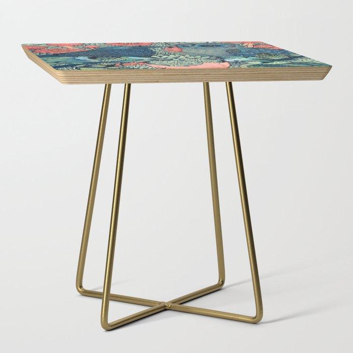 Cosmic Egg Side Table