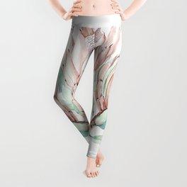 Protea #society6 #buyart Leggings