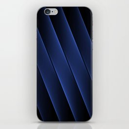 Abstract #13 iPhone Skin