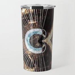 Geometric Art - WITHERED Travel Mug