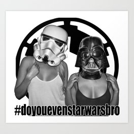 Join the Empire Art Print