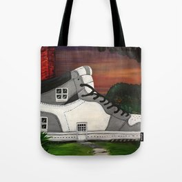 Shoe Value Tote Bag