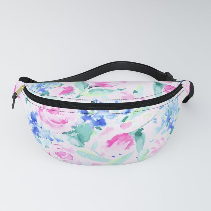Scattered Lovers Pink Fanny Pack