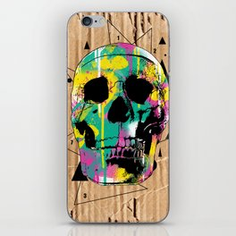 Skull Series 2 iPhone Skin