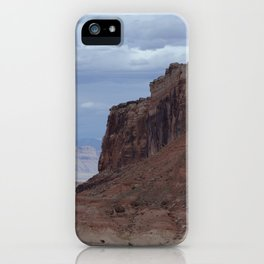 Spotted Wolf Canyon iPhone Case