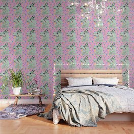 Lucky Llama Wallpaper