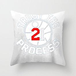 dario saric Throw Pillow