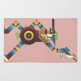 Huitzilopochtli Rug