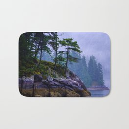 Ice Age Wonder - West Coast Art Bath Mat