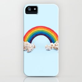 CANDY RAINBOW iPhone Case