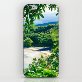 Hamoa Beach Hana Maui Hawaii iPhone Skin