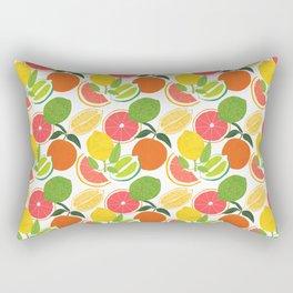 Citrus Harvest Rectangular Pillow