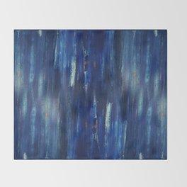 Baby Blue Throw Blanket