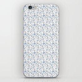 Ditsy  Hydrangeas iPhone Skin