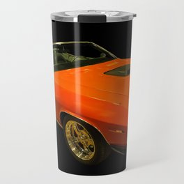 1970 Plymouth Hemicuda Convertible Travel Mug