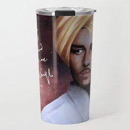 Shaheed Bhagat Singh Travel Mug
