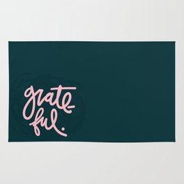 Feeling Grateful Rug