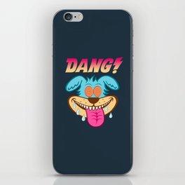 DANG! iPhone Skin
