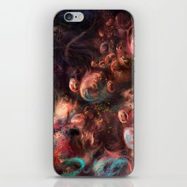 Star Eater Section IV iPhone Skin