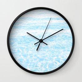 peaceful sea Wall Clock