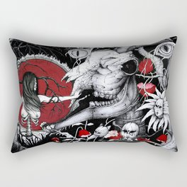 Kartharsis -We Will Be Together Again Rectangular Pillow