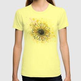 Sun/Flower T-shirt