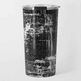 Monochrome Beulah Falls Travel Mug