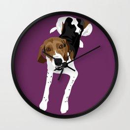 Cali Lily Wall Clock