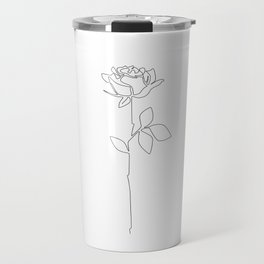 Fragile Rose Travel Mug