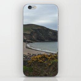 Minard Beach iPhone Skin