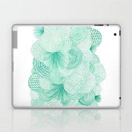 Green Fields Laptop & iPad Skin