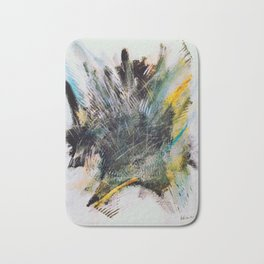 Woarrr - Paint splash Bath Mat