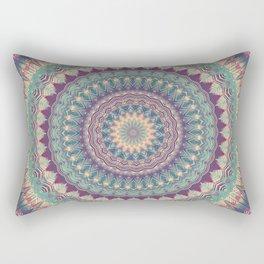 Mandala 410 Rectangular Pillow
