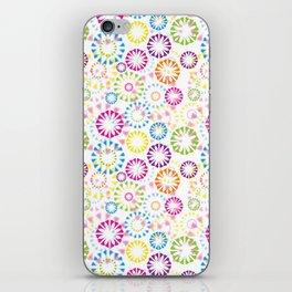 Cute Colors iPhone Skin