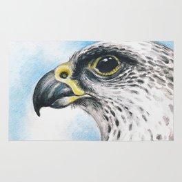 Gyr Falcon Rug