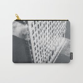 Flat Iron Building - NYC Reflection Carry-All Pouch