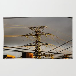 Power Tower Rug