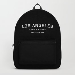 Los Angeles - CA, USA (Arc) Backpack