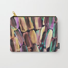 Neon Nighttime Sugarcane Carry-All Pouch
