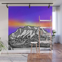 Zugspitze Germany Mountain Wall Mural