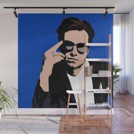 Sebastian Stan Wall Mural