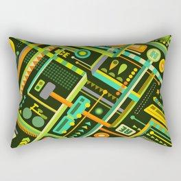 Verkehr Rectangular Pillow