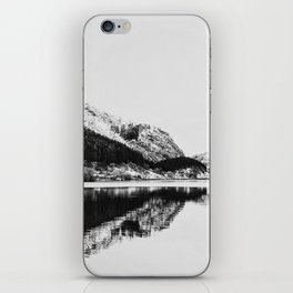 Lake and Mountains iPhone Skin